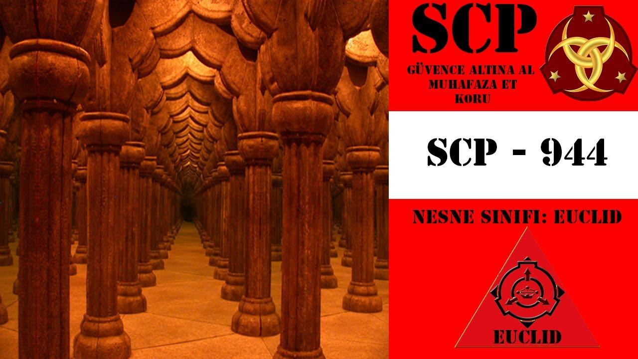 SCP 944 (Ayna Labirenti)