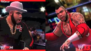 Brodus Clay | WWE 2K14 and WWE 13 Entrance
