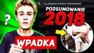 5 NAJWIĘKSZYCH WPADEK STREAMERÓW podczas LIVE!  Lord Kruszwil, Klaudusiek. | ZairoxTV