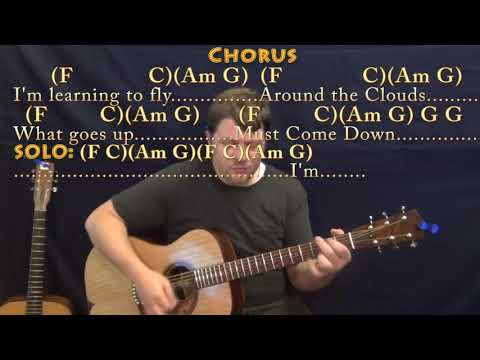 6.7 MB) Learning To Fly Tom Petty Chords - Free Download MP3