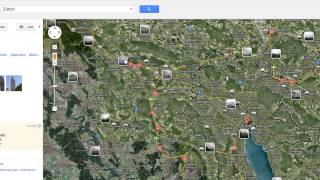 📷 Webcam Berlin suchen / Webcams in Google Map