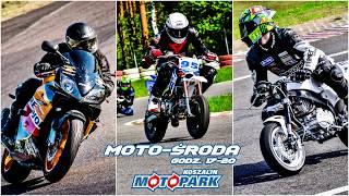 Supermoto : MOTO-ŚRODA Z PITBIKE MRF