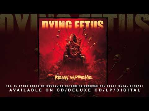 "DYING FETUS - ""From Womb To Waste"""