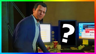 GTA 5 - The Dark Creepy Secrets Found On Lester & Dr. Friedlander