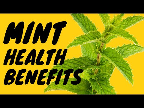 8 Health Benefits Of Mint And Its Side Effects