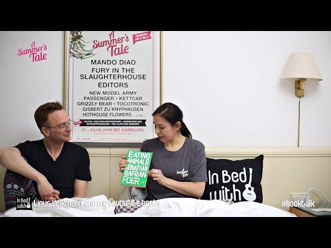 *Tiere Essen* von Jonathan Safran Foer - book talk mit Linus Volkmann