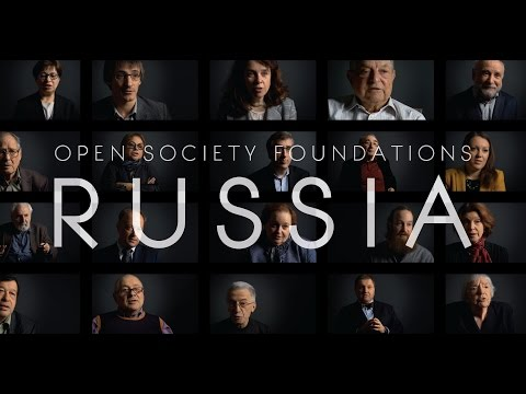 Our Commitment to an Open Society in Russia