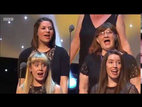 BBC Songs of Praise - Gospel Choir of the Year 2016 Winners - Manchester Inspirational Voices