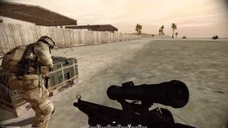 Project Reality v1.31 ► Desert Combat (Full Round)