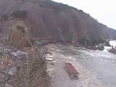 jejeje( ' jjj ' ) Location of Amachan NHK Massive tsunami March 11, 2011