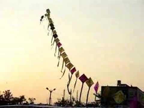 makar sankranti - Kite flying festival in India