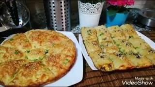 صينية جلاش بحشو الخضار. بشكل جديد من مطبخ مروة الشافعى