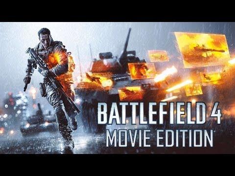 Battlefield 4 - Movie Edition HD (PC 1440p)