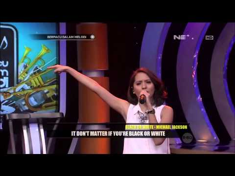 Black or White - Michael Jackson cover by Lala Karmela & 7 Harmony