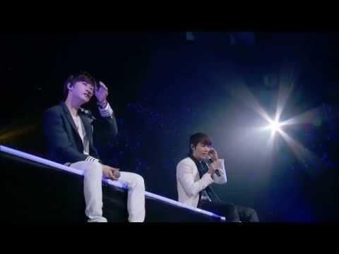 SUPER JUNIOR Donghae & Eunhyuk  Ft  Luna- Ten Years HD (D&E THE 1st JAPAN TOUR 2014)