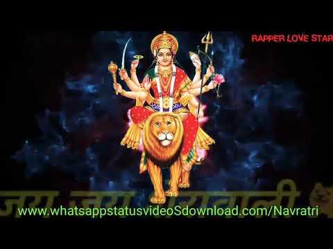 Navratri Status | Happy Navratri Whatsapp Status | Navratri Special Status 2018 - 2