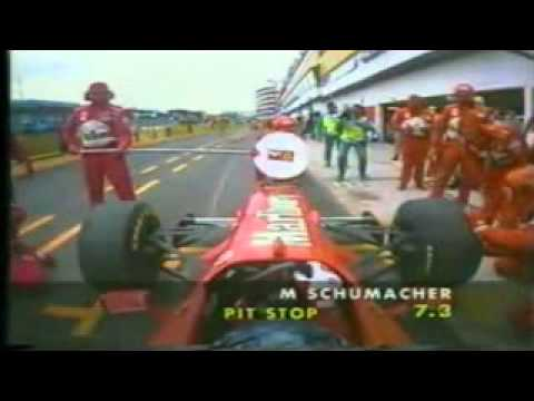 F1 1997 Rd 04 San MArino GP Review