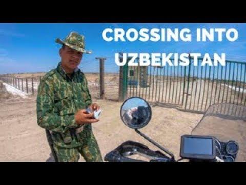 [Eps. 67] CROSSING INTO UZBEKISTAN - Royal Enfield Himalayan BS4