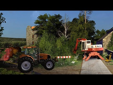 Farming Simulator 17 | TRAVAUX PUBLICS/FORESTIER - Multi [FR] PC