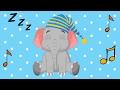 Berceuse pour Bébé et Douce Bruit de la Mer ♥ ♫ Pour Dormir