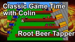 Classic Game Time - Root Beer Tapper