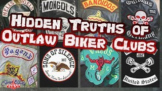 What you should know about outlaw motorcycle clubs - Is this the truth about motorcycle clubs?