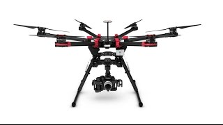 DJI S900 Spreading Wings - Test di Volo 72 ore