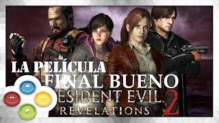 Resident Evil Revelations 2 FINAL BUENO Pelicula Completa Español