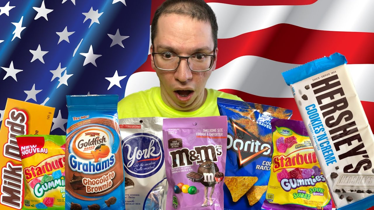 IRANIAN GUY TRIES EPIC AMERICAN CANDY and SNACKS Selection !! TOP 5 Snacks RANKED WORST TO BEST
