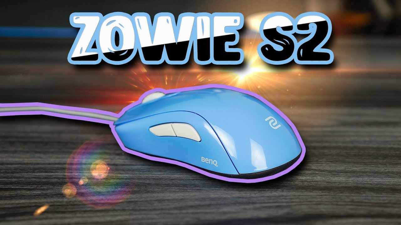 Zowie S2 Divina Gaming Mouse Review!