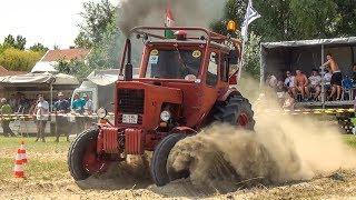 Tractor racing 2018 | Legjobb pillanatok az ügyességi pályáról | Traktor Show 2018