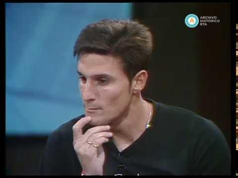 """""""3 en el fondo"""": entrevistas a Javier Zanetti y Dalmiro Sáenz, 2006 (fragmento)"""