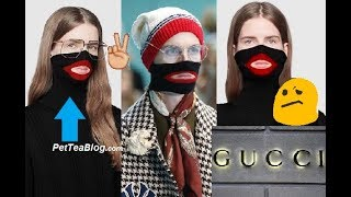 Gucci Apologizes for #BlackFace Sweater & Removes it from STORES! ❌????