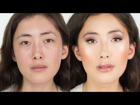 Brightening Glowing Makeup-up Tutorial | John Maclean