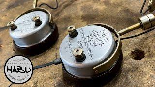 HABU \\ Building Unique Vintage Headphones
