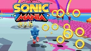 Sonic Mania tips: How to beat the UFO special stages