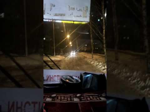 Маршрутка 64т, Кемерово