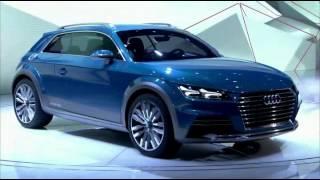 Мировая премьера Audi Allroad 2014