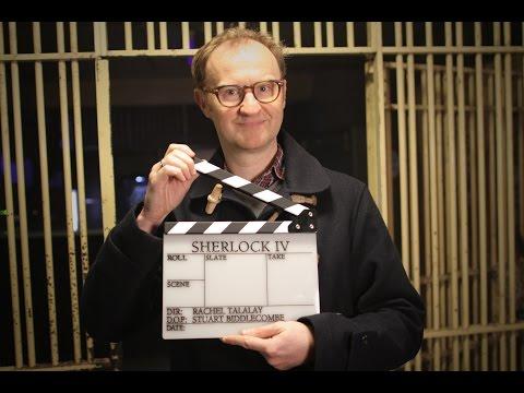 Filming For Series 4 Begins - Sherlock