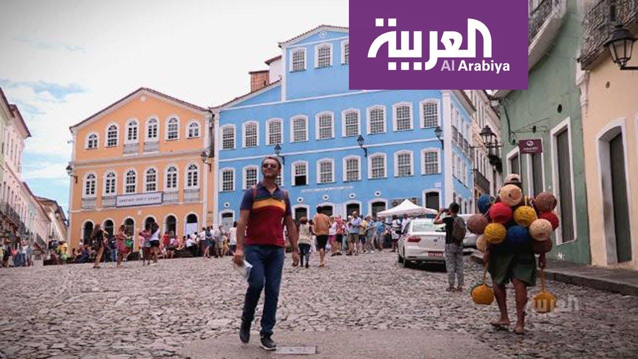 السياحة عبر العربية في سلفادور دي باهيا مع ليث بزاري - YouTube