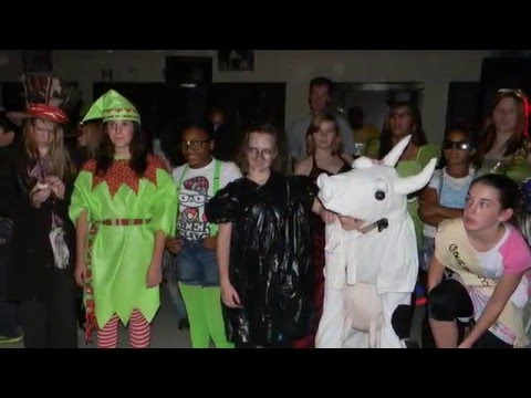 Halloween Dance at Holland Woods Middle School