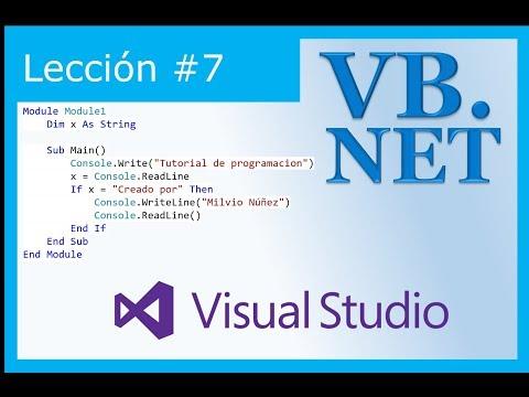 Tutorial Visual Basic .NET 2012. Leccion #7 [Herencia y polimorfismo]
