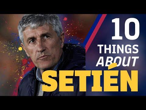 10 THINGS ABOUT QUIQUE SETIÉN, NEW BARÇA COACH