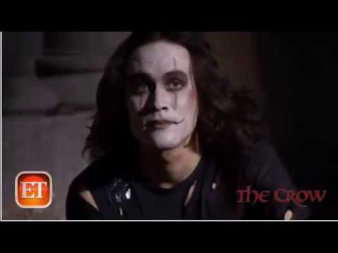 The Crow  Brandon Lee Interview Entertainment Tonight 1994