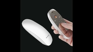 Anica S6 2 in 1 bluetooth touch smart mouse mini phone HD
