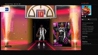 New Rewards PD Reggie Jackson Locker Code In Season 8: Trial of Champions NBA 2K21 MyTeam