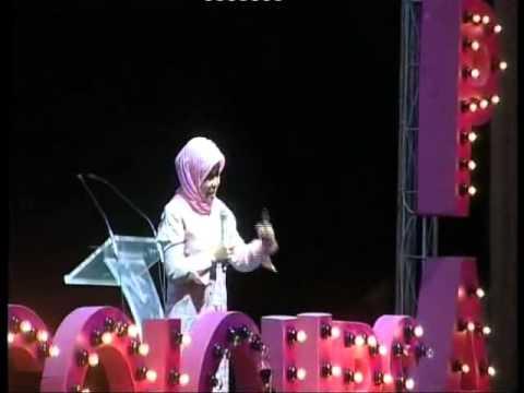 Caring Colours Femme Talks 2012 - Tri Mumpuni