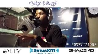 "Astro Freestyle On DJ Tony Touch's ""Toca Tuesdays"" Shade 45 Episode 9/1/15"