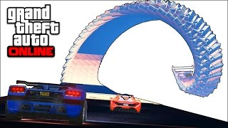 la course la plus chelou de gta 5 online