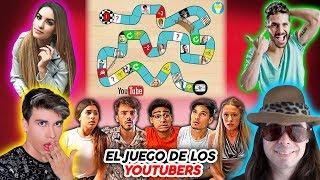 EL JUEGO DE LOS YOUTUBERS COMENZÓ! (La Divaza, Kimberly Loaiza y más)